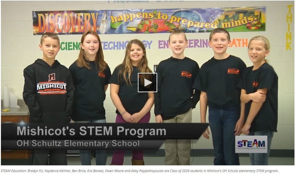 STEAM Stories: Mishicot OH Schultz Elementary School