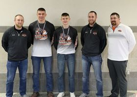 Successful State Trip for Mishicot Wrestlers