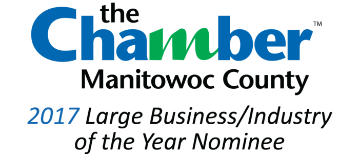 Chamber Nominee for Large Business/Industry of the Year