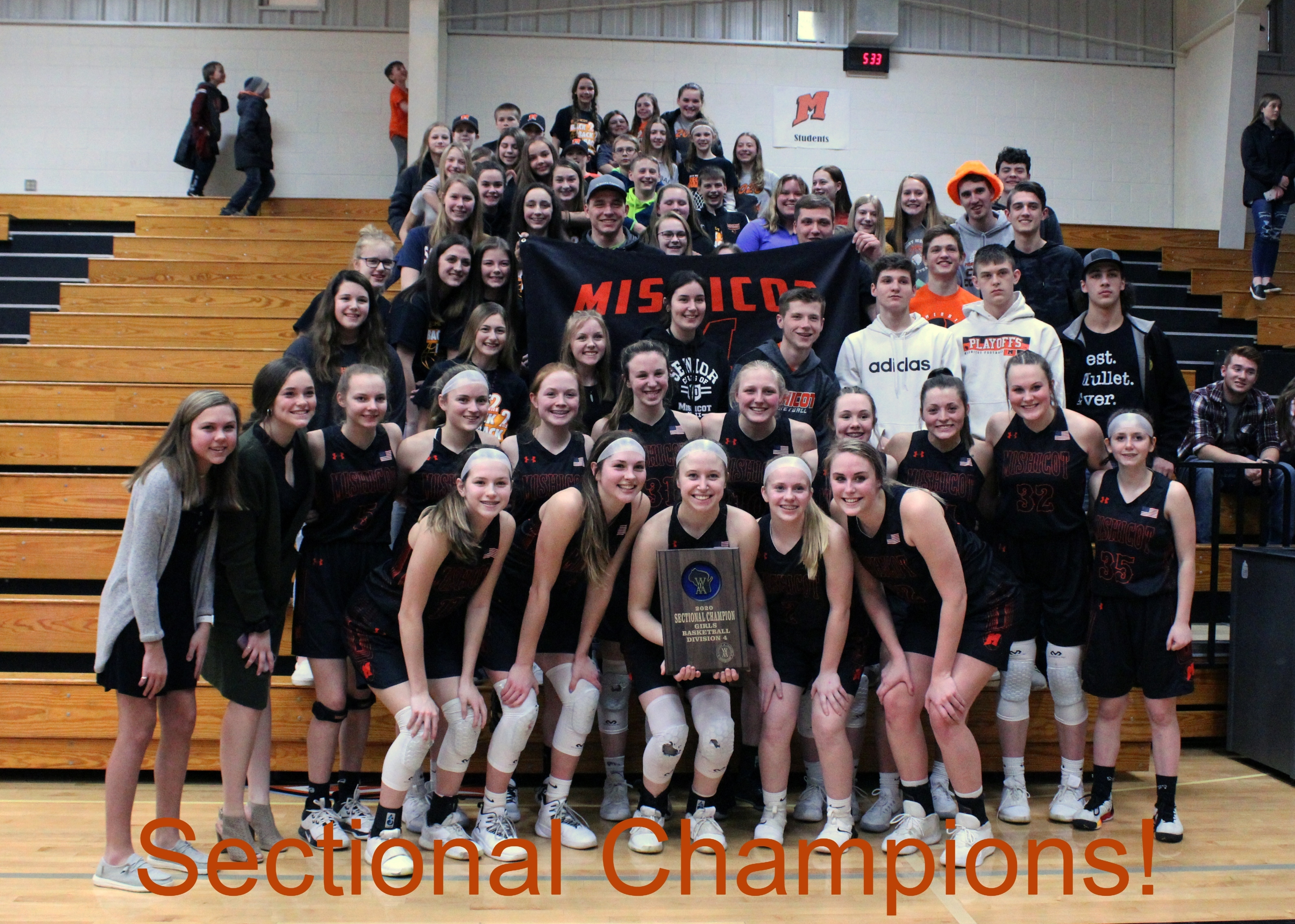 Sectional Champions!